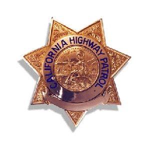 Fiche de la radio California Highway Patrol