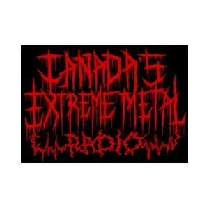 Fiche de la radio Canada's Extreme Metal Radio