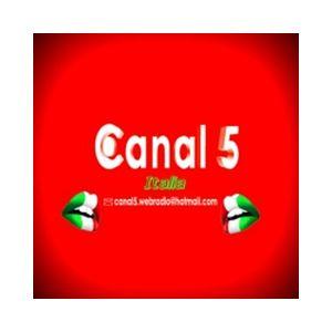 Fiche de la radio Canal 5 Italia