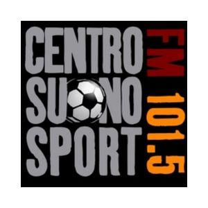 Fiche de la radio Centro Suono Sport 101.5 FM