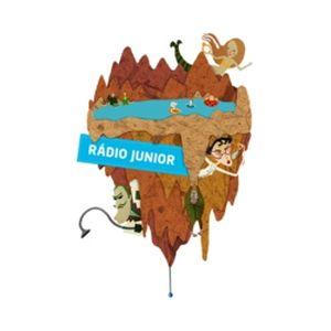 Fiche de la radio Český rozhlas – Junior
