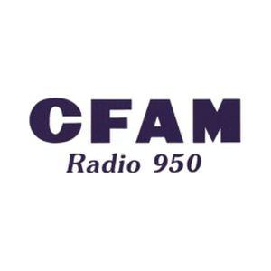 Fiche de la radio CFAM Radio 950