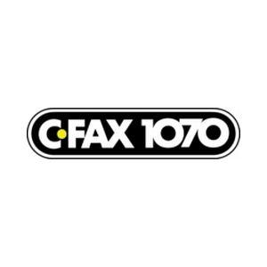 Fiche de la radio CFAX 1070