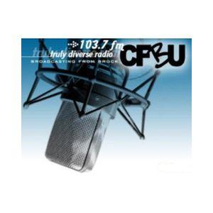 Fiche de la radio CFBU