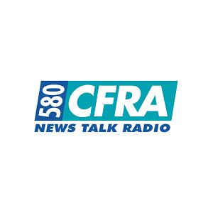 Fiche de la radio CFRA