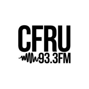 Fiche de la radio CFRU 93.3FM