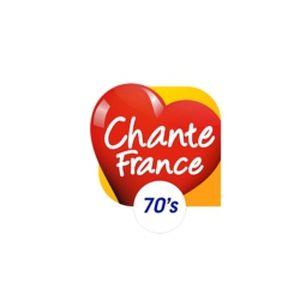 Fiche de la radio Chante France 70's