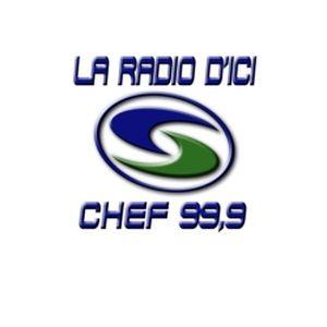 Fiche de la radio CHEF 99.9