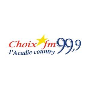 Fiche de la radio Choix FM 99.9
