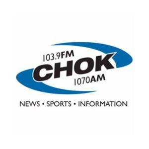 Fiche de la radio CHOK 103.9 FM