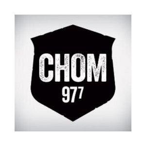 Fiche de la radio CHOM 97.7