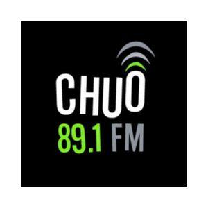 Fiche de la radio CHUO 89.1 FM