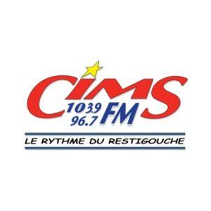 Fiche de la radio CIMS Radio Restigouche 104 FM
