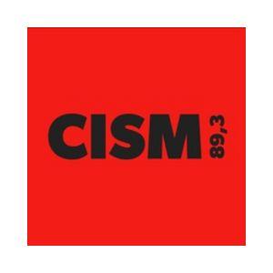 Fiche de la radio CISM 89.3 FM