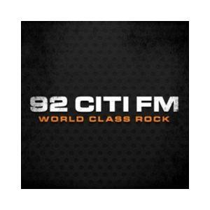 Fiche de la radio CITI Winnipeg's Classic Rock
