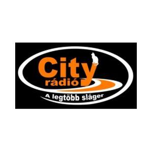 Fiche de la radio City Rádió
