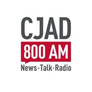 Fiche de la radio CJAD 800