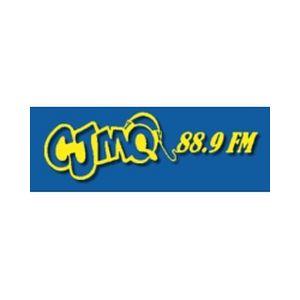 Fiche de la radio CJMQ