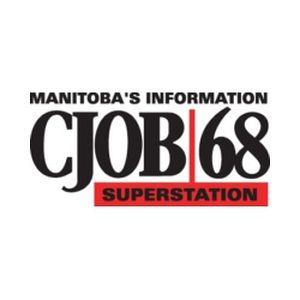 Fiche de la radio CJOB 68