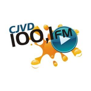 Fiche de la radio CJVD 100.1 FM