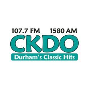 Fiche de la radio CKDO