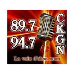 Fiche de la radio CKGN
