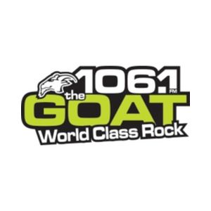 Fiche de la radio CKLM The Goat 106.1 FM