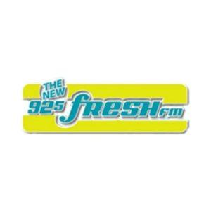 Fiche de la radio CKNG Fresh FM 92.5