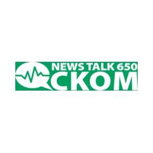 Fiche de la radio CKOM