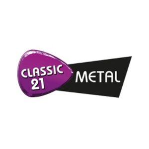 Fiche de la radio Classic 21 Metal