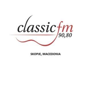Fiche de la radio Classic FM Skopje