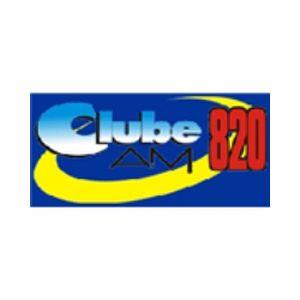 Fiche de la radio Clube 820 AM