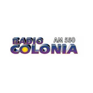 Fiche de la radio Colonia 550 AM