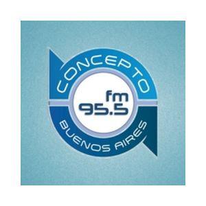 Fiche de la radio Concepto FM 95.5