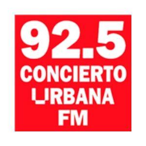 Fiche de la radio Concierto Urbana