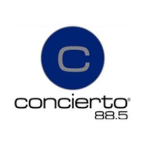 Fiche de la radio Concierto
