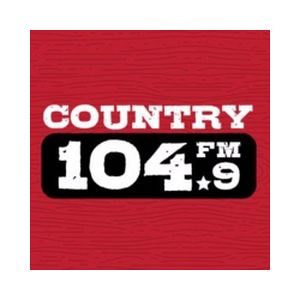 Fiche de la radio Country 104.9 FM