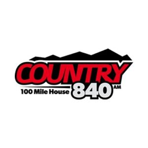 Fiche de la radio Country 840 AM
