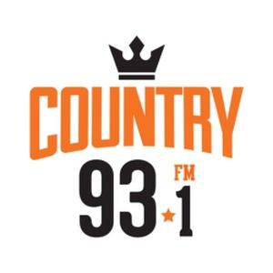 Fiche de la radio Country 93.1 FM