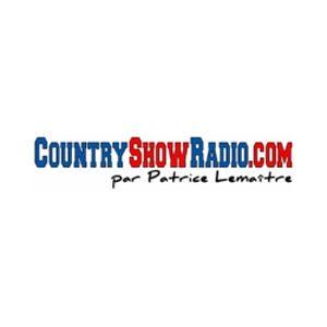 Fiche de la radio Country Show Radio