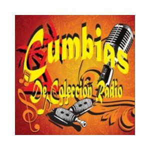 Fiche de la radio Cumbias De Colección