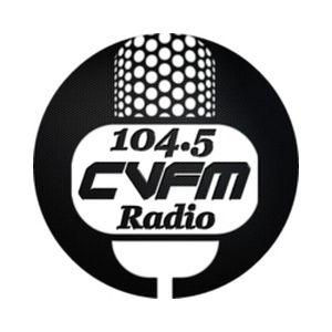 Fiche de la radio CVFM Radio 104.5fm