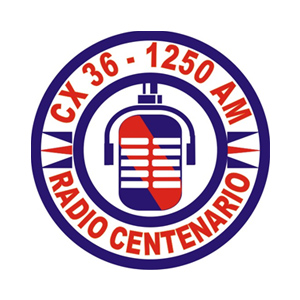 Fiche de la radio CX 36 Radio Centenario