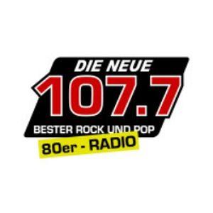 Fiche de la radio Die Neue 107.7 mit dem 80er RADIO