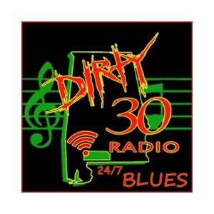 Fiche de la radio Dirty30 Blues
