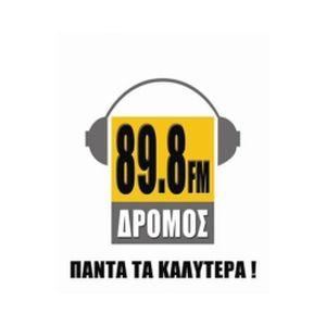Fiche de la radio Δρόμος 89,8 FM