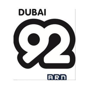 Fiche de la radio Dubai 92