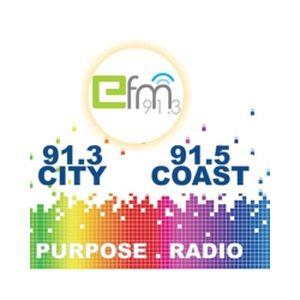 Fiche de la radio Efm 91.3FM