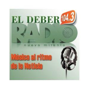 Fiche de la radio El Deber Radio