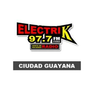 Fiche de la radio Electrik 97.7 FM